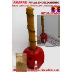 RITUAL AMARRE DE LA MANZANA