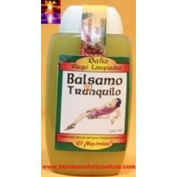 BAÑO BALSAMO TRANQUILO