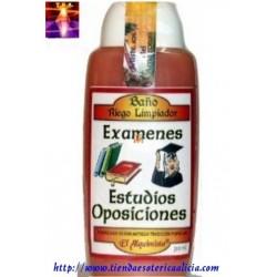 BAÑO EXAMENES Y ESTUDIOS