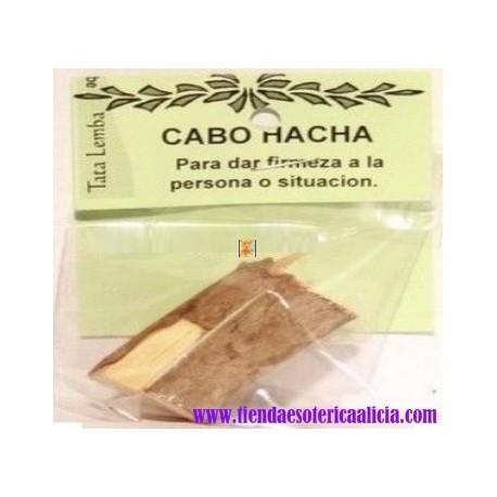 CABO HACHA (Árbol de guerra de Oyá)