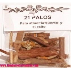 PALO 21 PALOS (Para abrir caminos)