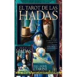 PACK TAROT DE LAS HADAS MAS LIBRO