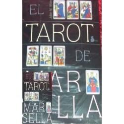 PACK TAROT DE MARSELLA MAS LIBRO