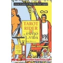 PACK TAROT RIDER Y LIBRO (El espejo de la vida.)