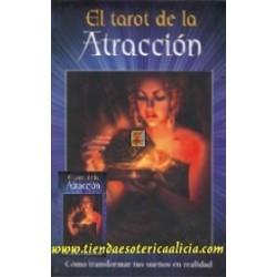 PACK DE TAROT DE LA ATRACCION MAS LIBRO