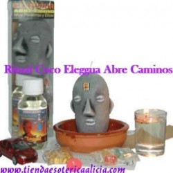 RITUAL DE ELEGGUA ABRECAMINOS