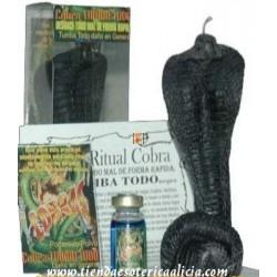 Ritual Cobra Negra Completo