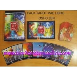 Pack TAROT OSHO ZEN CON LIBRO