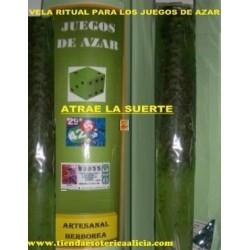 VELA SUERTE PARA JUEGOS DE AZAR