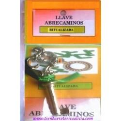 LLAVE ABRECAMINOS