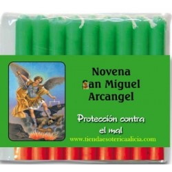 NOVENA SAN MIGUEL ARCANGEL