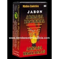 JABON ARRAZA BRUJERIA