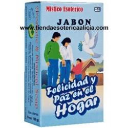 JABON FELICIDAD Y PAZ EN EL HOGAR