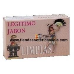 JABON LIMPIAS Y DESPOJOS