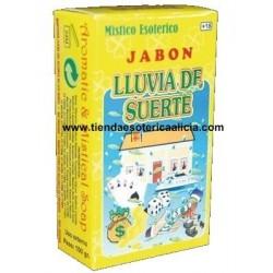 JABON LLUVIA DE SUERTE