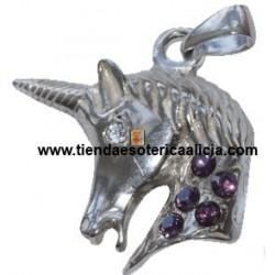 Unicornio Amatistas