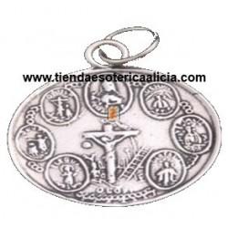 Medalla siete potencias
