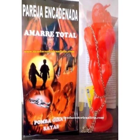 RITUAL AMARRADO CLAVETEADO