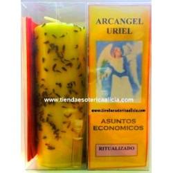 VELON ARCANGEL URIEL RITUALIZADO