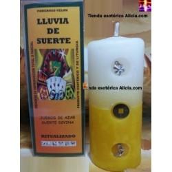 VELÓN LLUVIA DE SUERTE