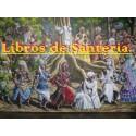 Libros de Santeria.
